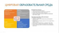 """Национальный проект """"Образование"""". Цифровая образовательная среда"""