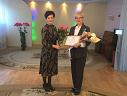 Награды в честь празднования Дня дошкольного работника и Дня учителя