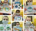 Дети против коронавируса