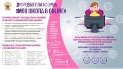 Образовательный телеканал «МОЯ ШКОЛА в online»